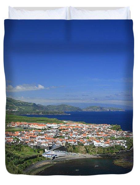 Maia - Azores Islands Duvet Cover by Gaspar Avila