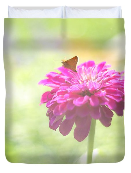 A Summer's Song Duvet Cover by Amy Tyler