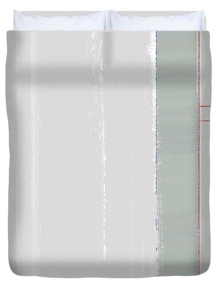 Abstract Light 2 Duvet Cover by Naxart Studio