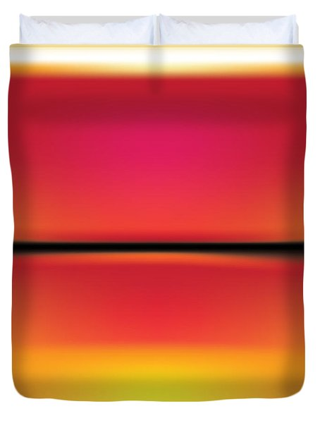 After Rothko Duvet Cover by Gary Grayson