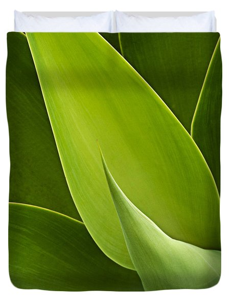 Agave Duvet Cover by Heiko Koehrer-Wagner