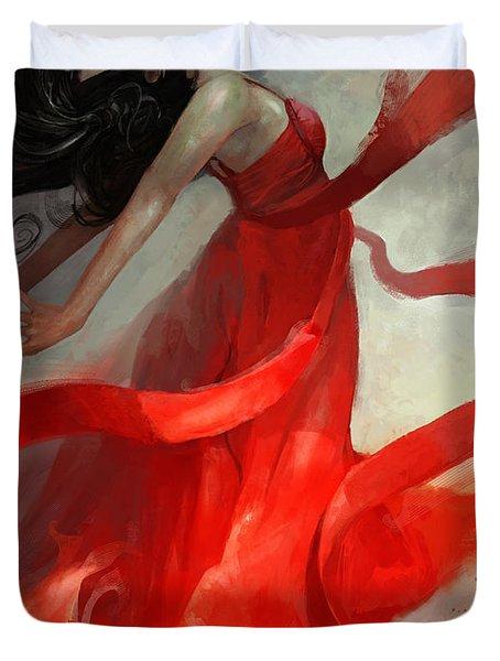 Ascension Duvet Cover by Steve Goad