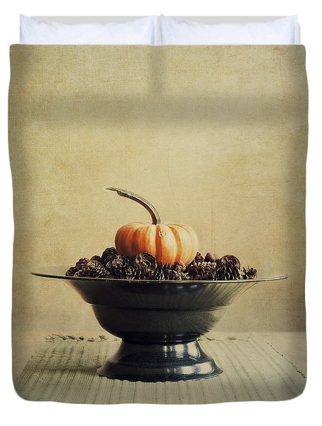 Autumn Duvet Cover by Priska Wettstein