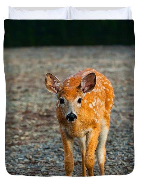 Bambi Duvet Cover by Sebastian Musial