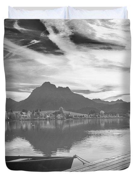Bavaria Duvet Cover by Ralf Kaiser