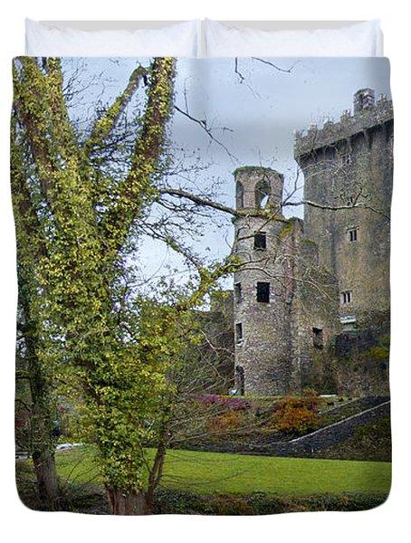 Blarney Castle 3 Duvet Cover by Mike McGlothlen
