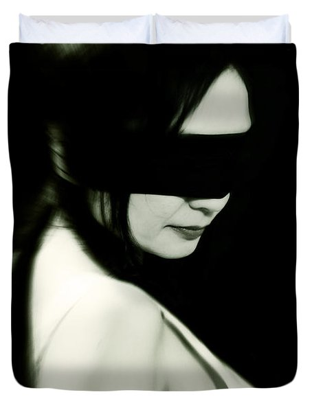 Blindfold Duvet Cover by Joana Kruse