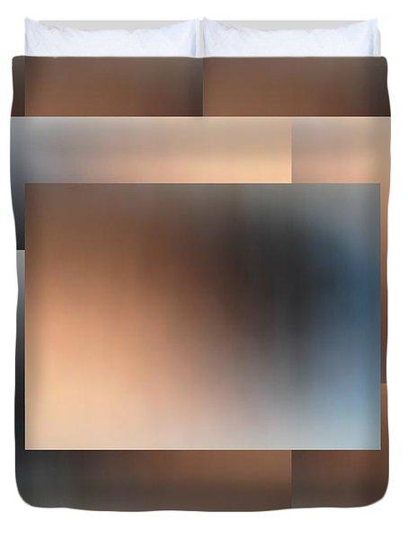 Brushed 01 Duvet Cover by Tim Allen
