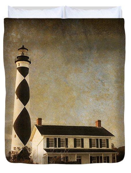 Cape Lookout Duvet Cover by Joye Ardyn Durham