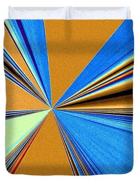 Conceptual 19 Duvet Cover by Will Borden