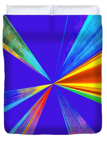 Conceptual 24 Duvet Cover by Will Borden