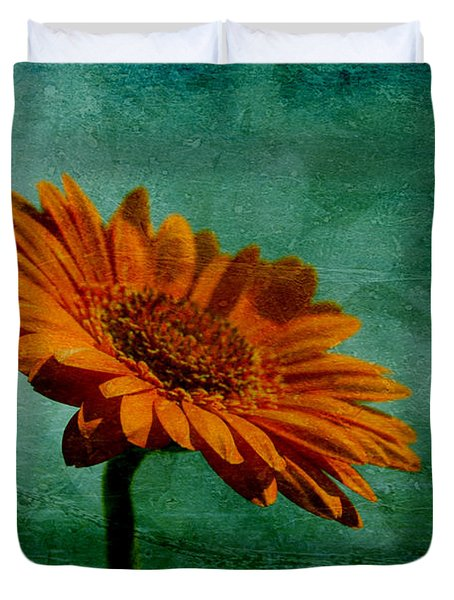 Daisy Daisy Duvet Cover by Nomad Art And  Design