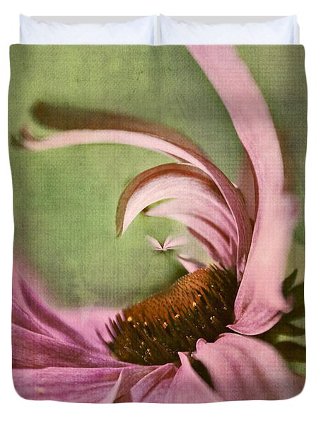 Daisy Fun - a01v04b2t05 Duvet Cover by Variance Collections