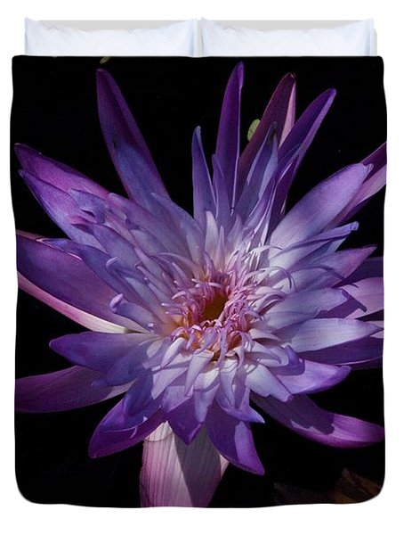 Dark Beauty Duvet Cover by Joseph Yarbrough