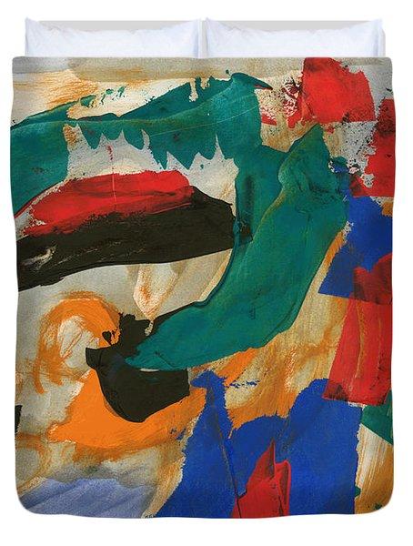 Dark Feelings Duvet Cover by Taylor Webb