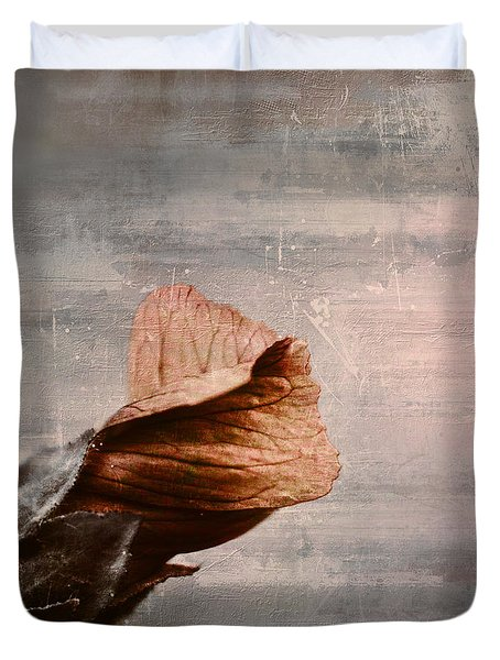 Deploiement - 05ft01b Duvet Cover by Variance Collections