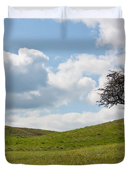 Early Spring Duvet Cover by Semmick Photo