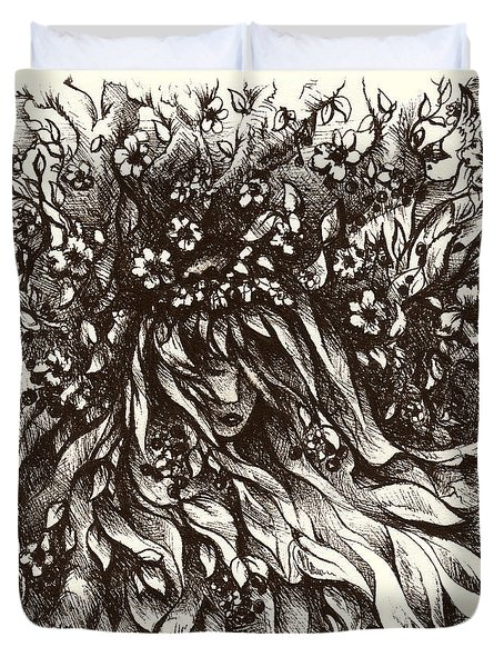 Enchantment Duvet Cover by Rachel Christine Nowicki