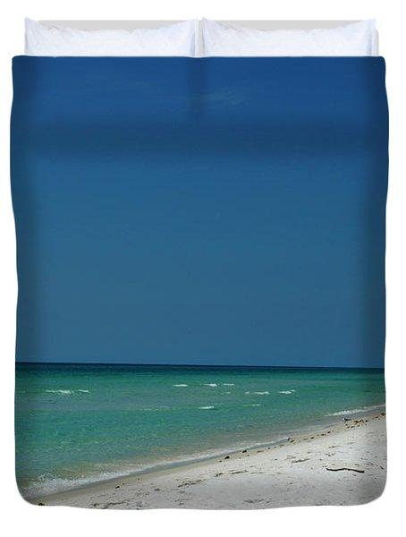 Endless Horizon Duvet Cover by Susanne Van Hulst