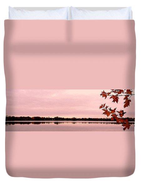 Enjoy Fall ... Duvet Cover by Juergen Weiss