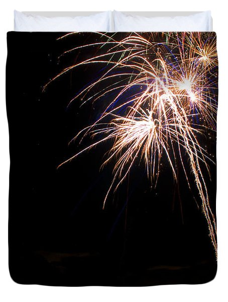 Fireworks   Duvet Cover by James BO  Insogna