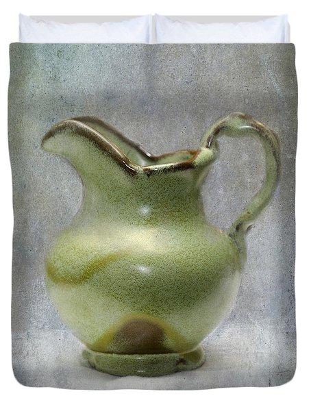 Frankhoma Pitcher Duvet Cover by Betty LaRue