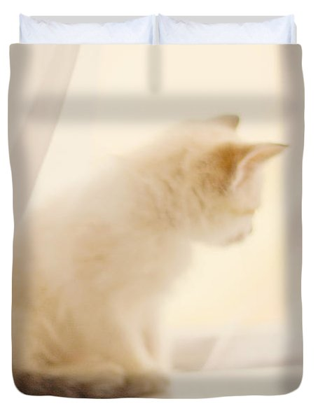 Fresh Wonder Duvet Cover by Amy Tyler