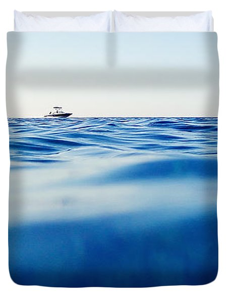 fun time Duvet Cover by Stylianos Kleanthous
