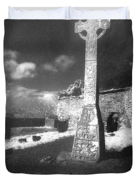 High Cross Duvet Cover by Simon Marsden