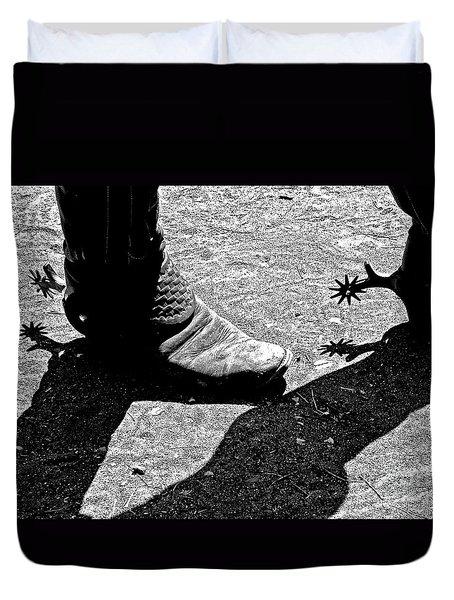 High Two Thirty Seven Duvet Cover by Joe Jake Pratt
