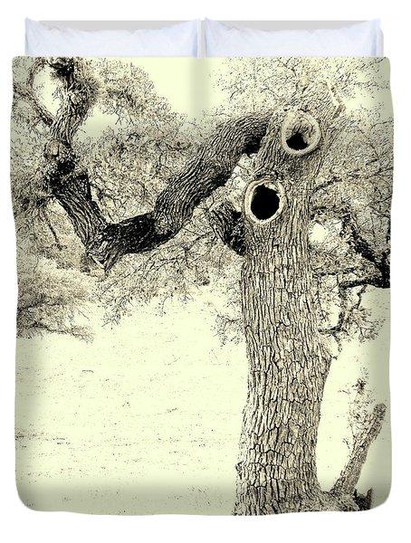 Ichabod Lane Duvet Cover by Joe Jake Pratt