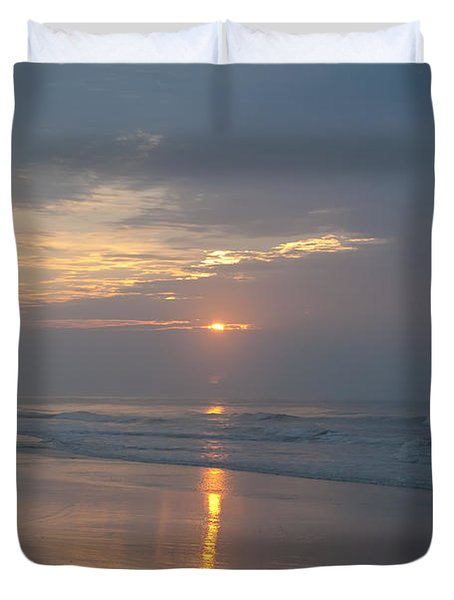 I'm Gonna Get Up and Make My Life Shine Duvet Cover by Bill Cannon