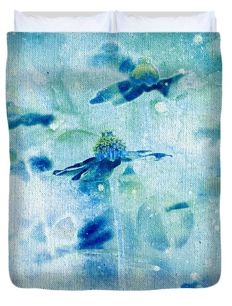 Imagine - M11v09 Duvet Cover by Variance Collections