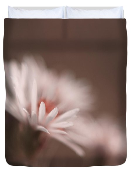 Innocence - 05-01a Duvet Cover by Variance Collections