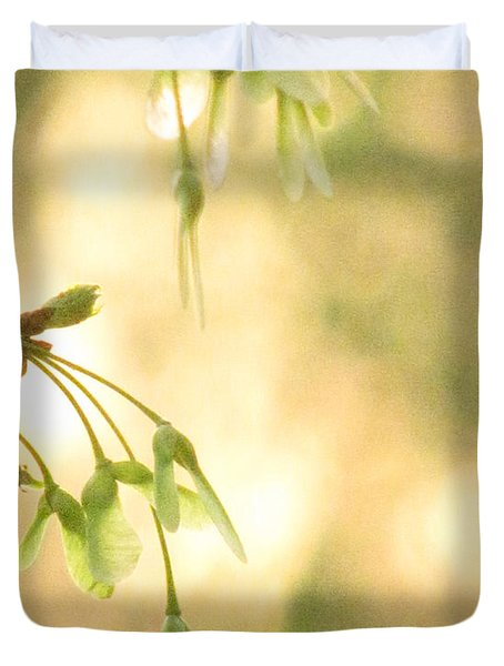 Interlude Duvet Cover by Amy Tyler