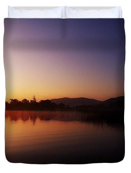 Lough Gill, Co Sligo, Ireland Irish Duvet Cover by The Irish Image Collection