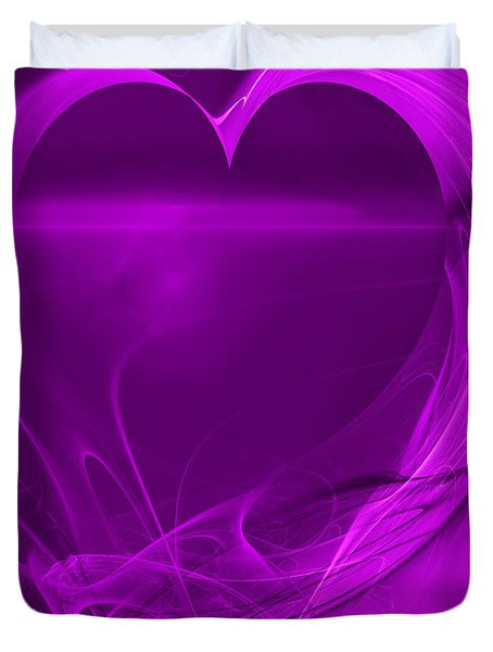 Love . A120423.279 Duvet Cover by Wingsdomain Art and Photography