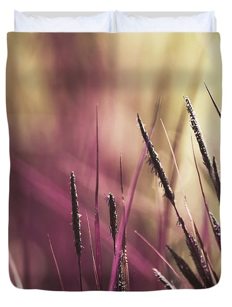 Luminis 02 - S11a Duvet Cover by Variance Collections