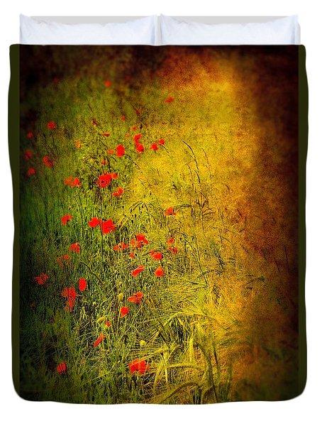 Meadow Duvet Cover by Svetlana Sewell