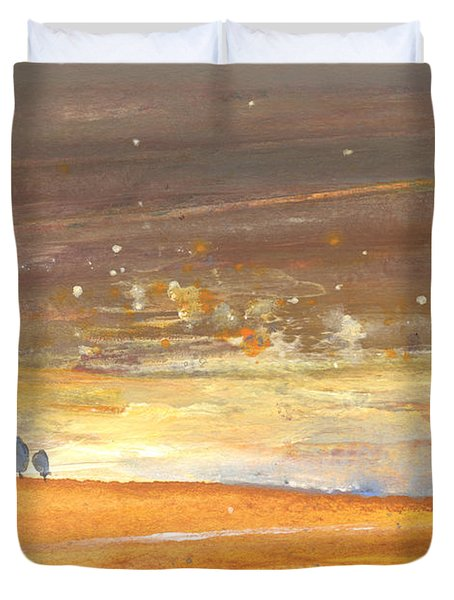 Midday 29 Duvet Cover by Miki De Goodaboom