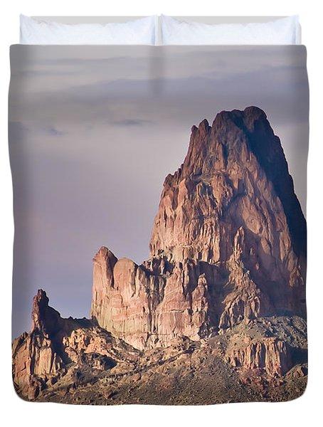 Monolith Duvet Cover by Mike Hendren