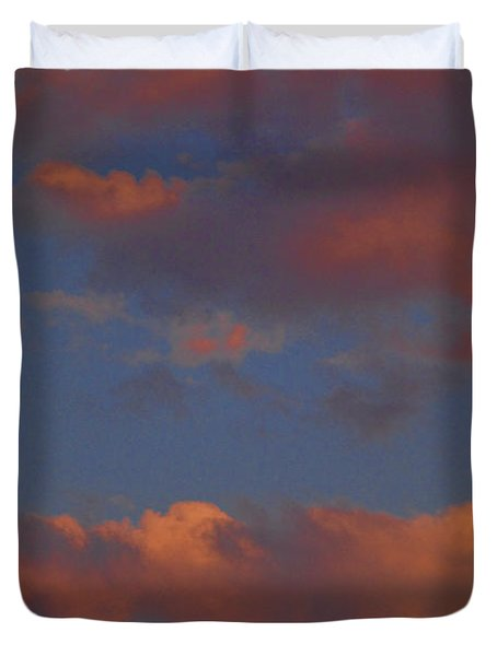 Moon Sunset Duvet Cover by James BO  Insogna