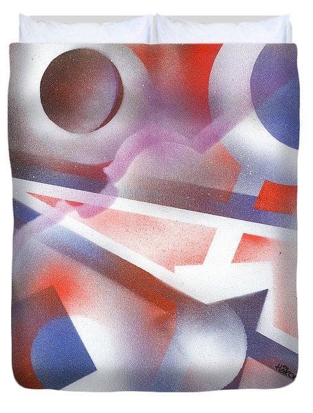 Music Of The Spheres Duvet Cover by Hakon Soreide