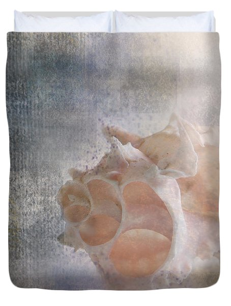 Mysterious Duvet Cover by Betty LaRue