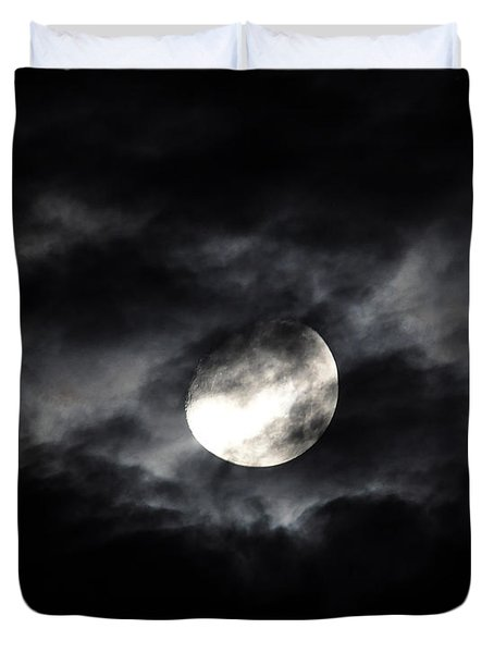 Mystic Moon Duvet Cover by Al Powell Photography USA