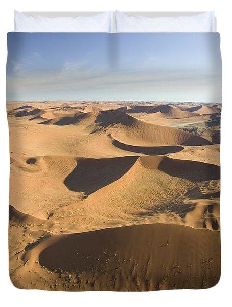 Namib Desert Duvet Cover by Namib Desert