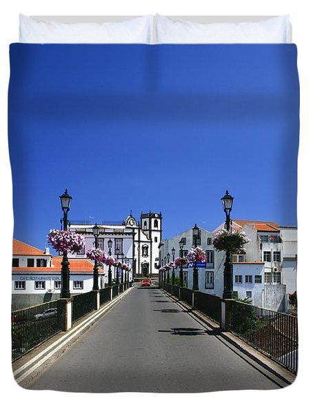 Nordeste - Azores Islands Duvet Cover by Gaspar Avila
