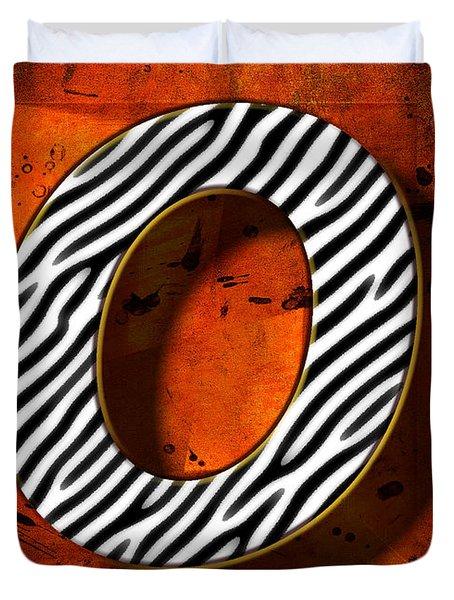 O Duvet Cover by Mauro Celotti