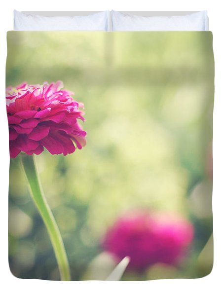 Ophelia Duvet Cover by Amy Tyler