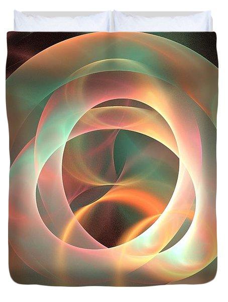 Orthosie Duvet Cover by Kim Sy Ok